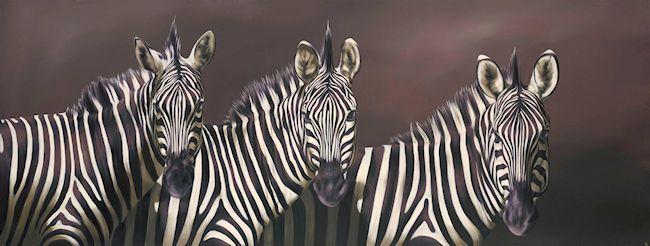 A Fine Line Up by Robina Yasmin