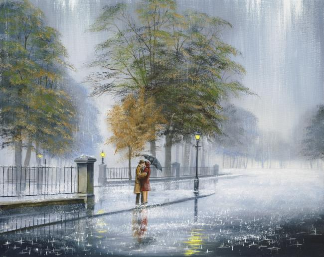 A Kiss Goodnight by Jeff Rowland