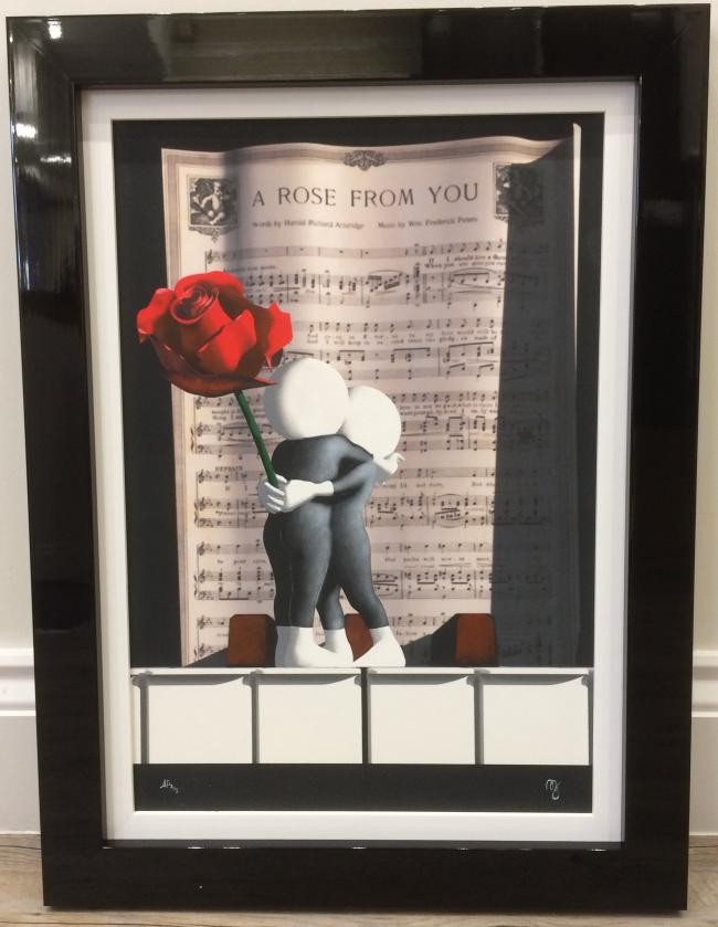 A Rose From You by Mark Grieves