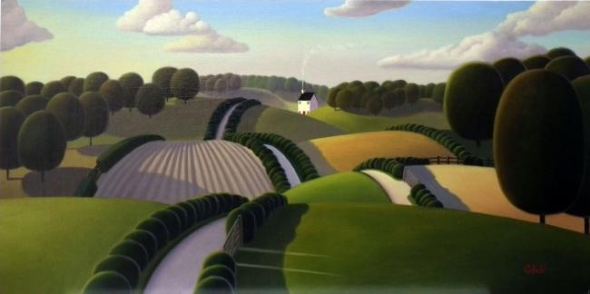 A Slow Pace Of Life by Paul Corfield