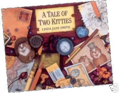 A Tale Of 2 Kitties - Deluxe & LE Print by Linda Jane Smith