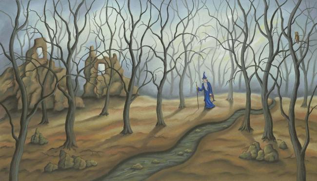 A Valid Path by Paul Horton