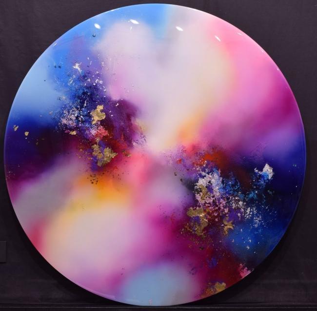 Abstract Circle i by Craig Foord