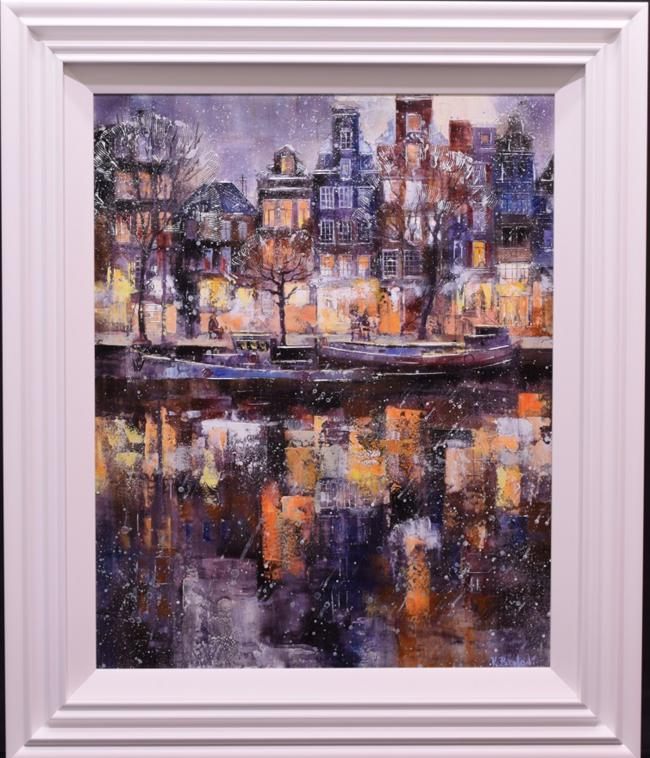 Amsterdam by Veronica Benoni