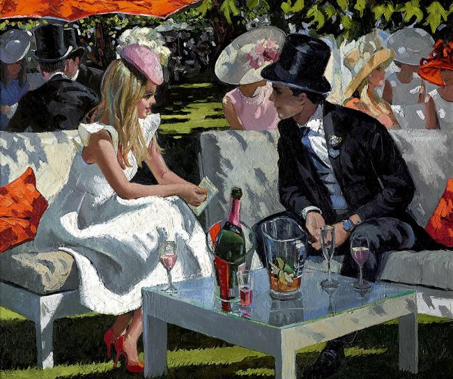 Ascot Glamour by Sherree Valentine Daines