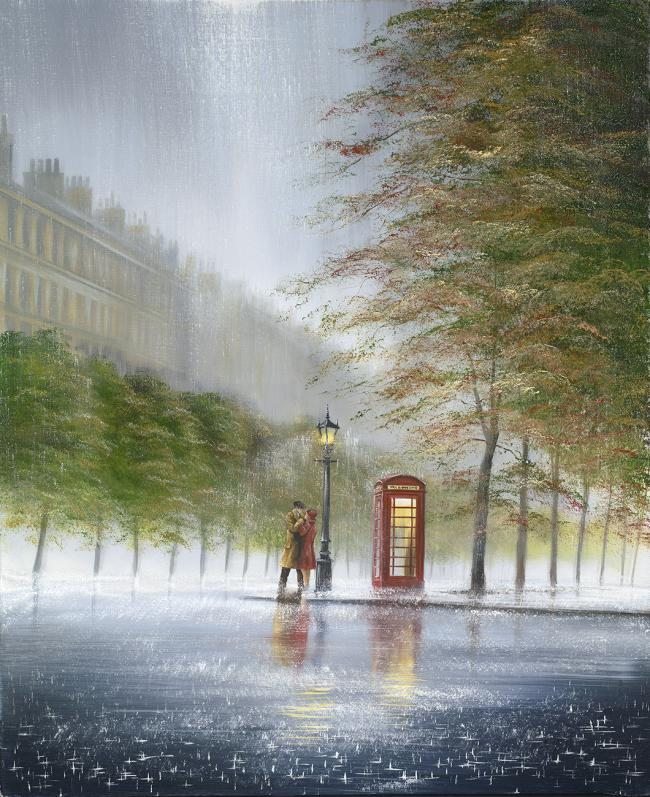 At The End Of The Avenue by Jeff Rowland