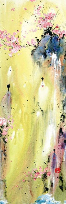 Attainment I by Danielle O'Connor Akiyama