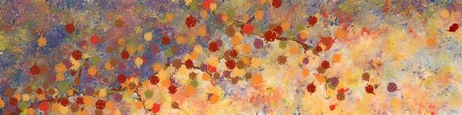 Auburn Leaves by Alex Echo