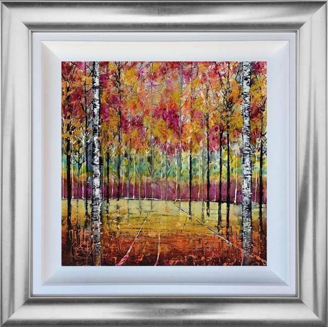 Autumn Love by Nigel Cooke