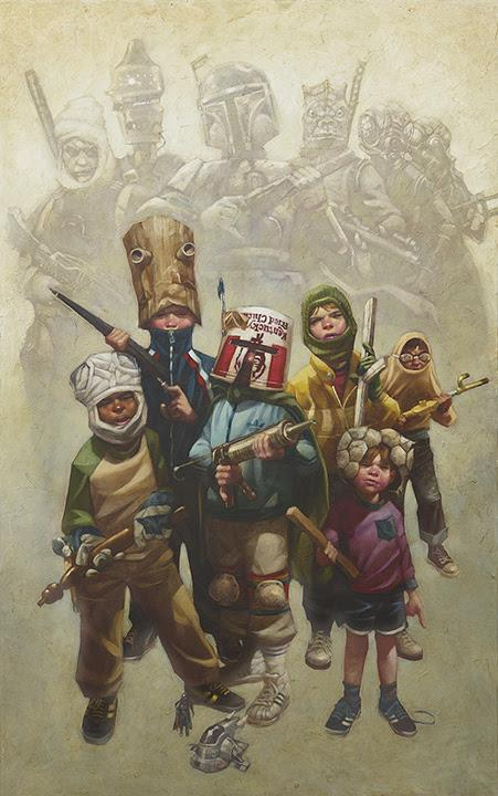 Bad to the Bone (Bounty Hunters/Star wars) by Craig Davison