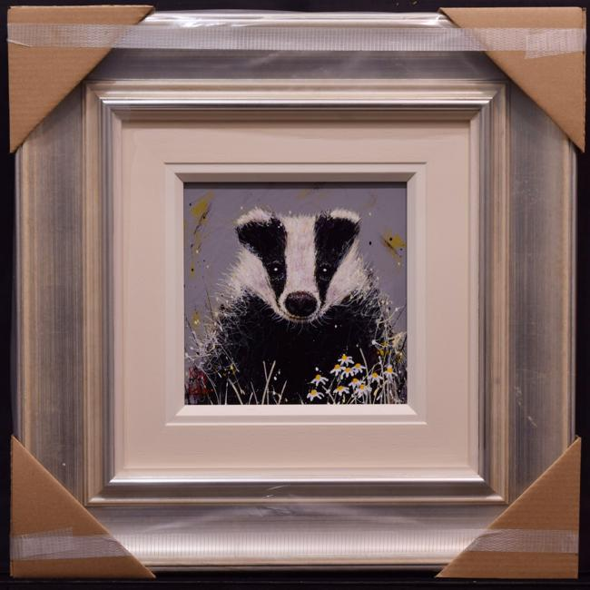 Badger by Ruby Keller