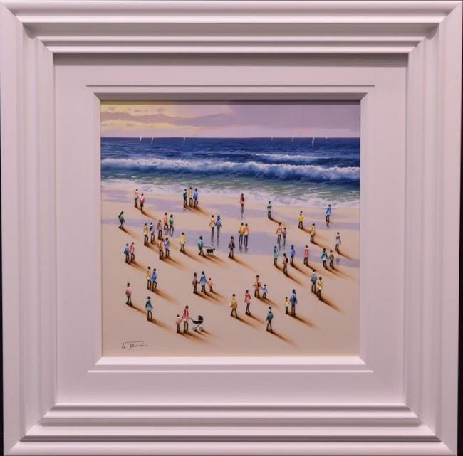 Beach Original V by Nurio Muro