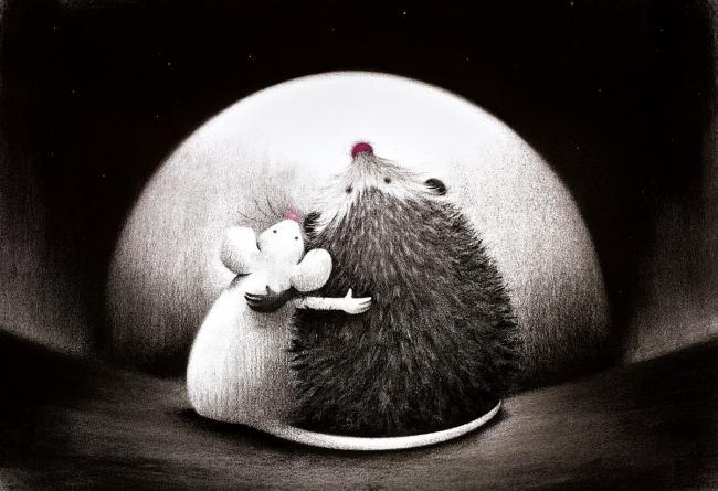 Best Friends by Doug Hyde