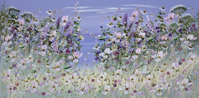 Between The Wildflowers ii by Mary Shaw