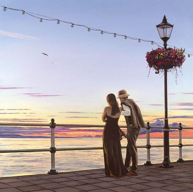Beyond The Horizon by Richard Blunt