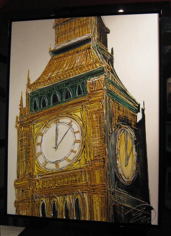 Big Ben by Edward Waite