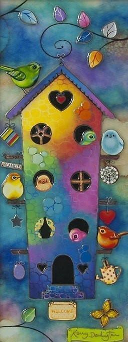 Birdhouse in your Soul by Kerry Darlington