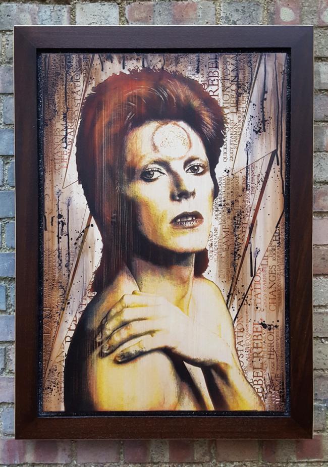 Bowie by Rob Bishop