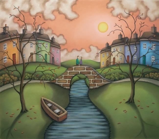 Bridge To My Heart by Paul Horton