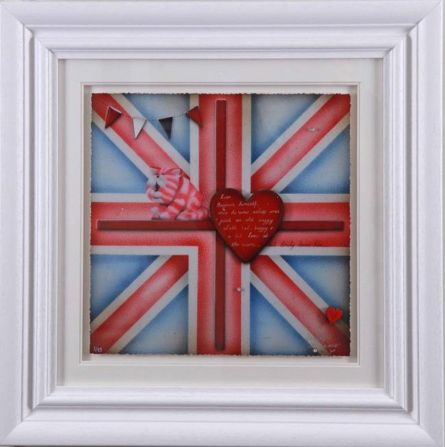 Britannia- Bagpuss by Kealey Farmer