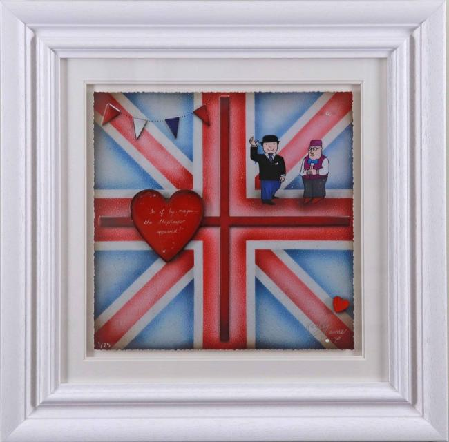 Britannia- Mr Benn by Kealey Farmer