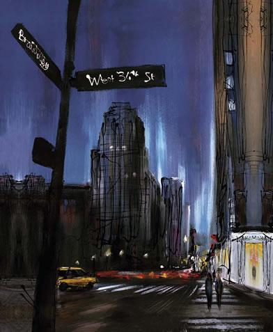 Broadway by Paul Kenton