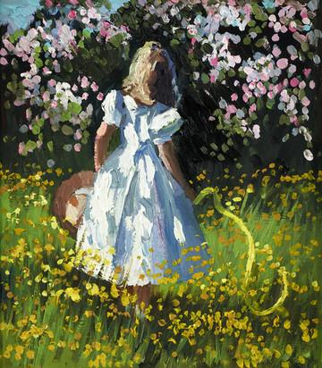 Buttercup Meadow by Sherree Valentine Daines