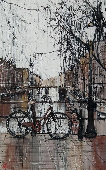 Canal Crossing by Paul Kenton