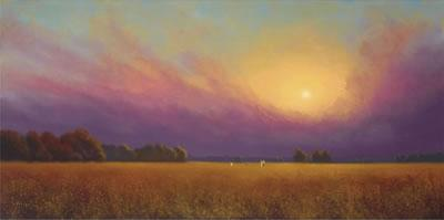Chase The Autumn Sun by Lawrence Coulson