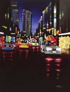 City Life by Neil Dawson