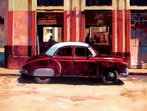 Cuban Classics I by Jeremy Sanders