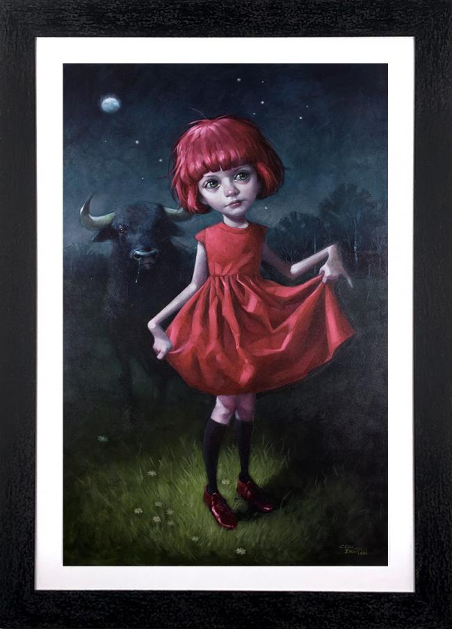 Dare - Canvas by Craig Davison