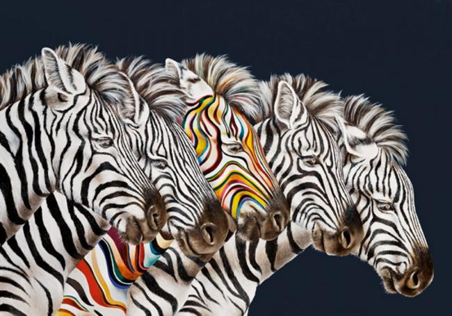 Dare To Be Different by Hayley Goodhead