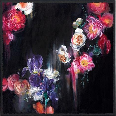 Dark Flora Large by Katy Jade Dobson