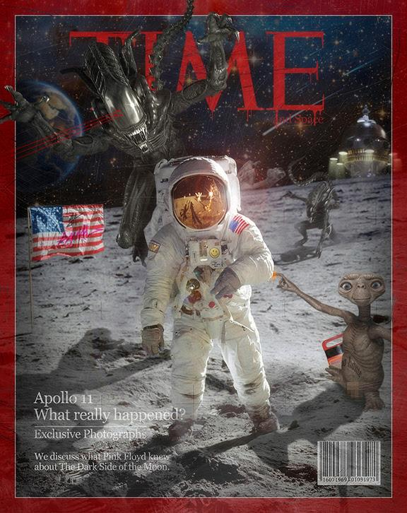 Darker Side of The Moon by JJ Adams
