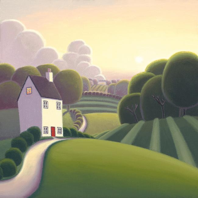 Dawn by Paul Corfield