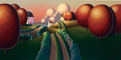 Daydreaming by Paul Corfield