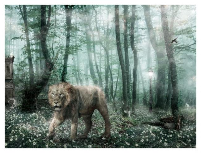 Deliver Us From Evil (Narnia) by Mark Davies