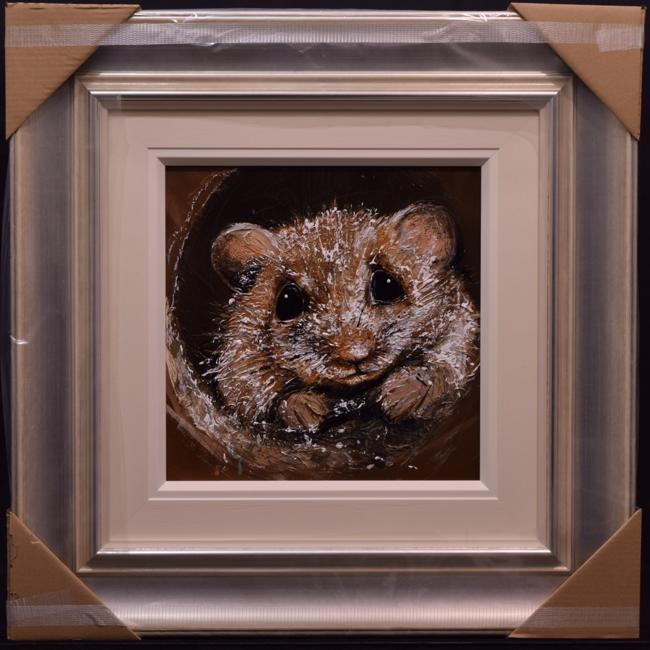 Door Mouse by Sarah Spofforth