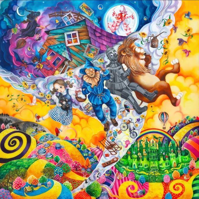 Dorothys Dream by Kerry Darlington