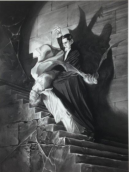 Dracula - Universal Monsters Collectionby Alex Ross