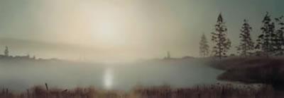 Dreamers Landscape by John Waterhouse