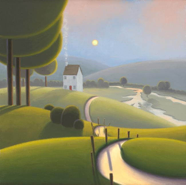 Dusk by Paul Corfield