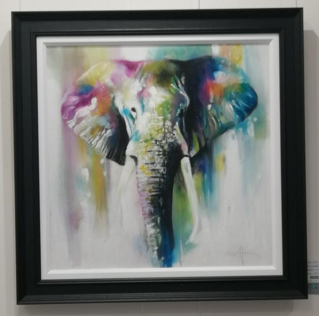 Elephant by Katy Jade Dobson
