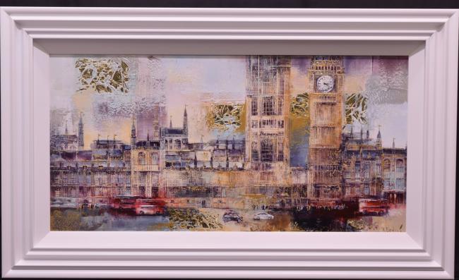 Embankment by Veronica Benoni