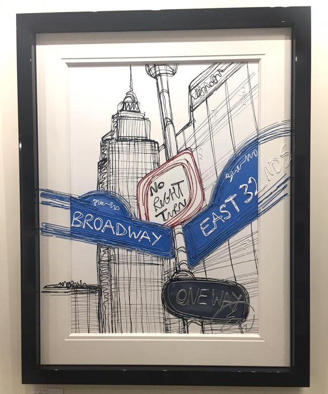 Empire Stateby Edward Waite