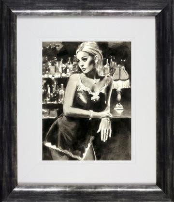 English Rose VII Study by Fabian Perez