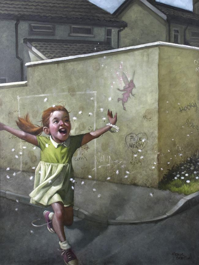 Faith, Trust & Pixie Dust by Craig Davison