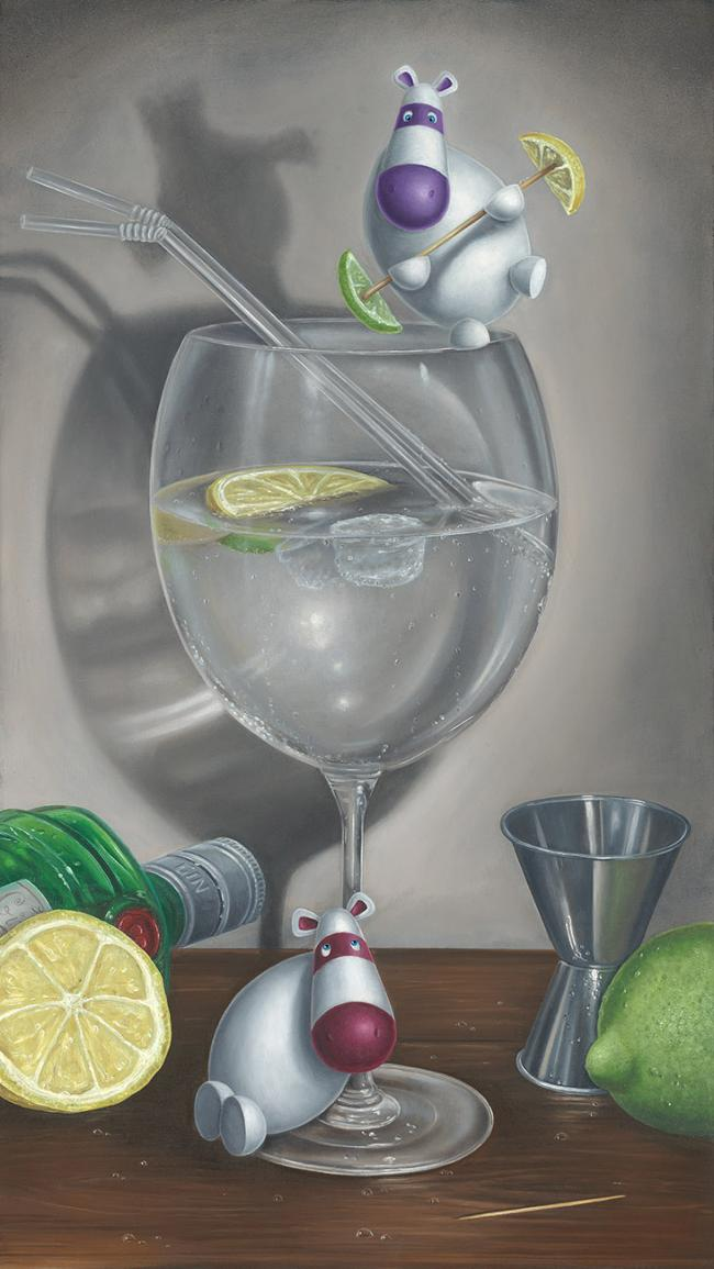 Feeling Gintastic by Peter Smith