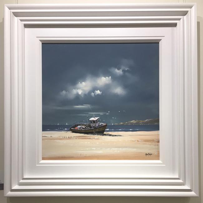 Fisherman's Sky iI by Allan Morgan
